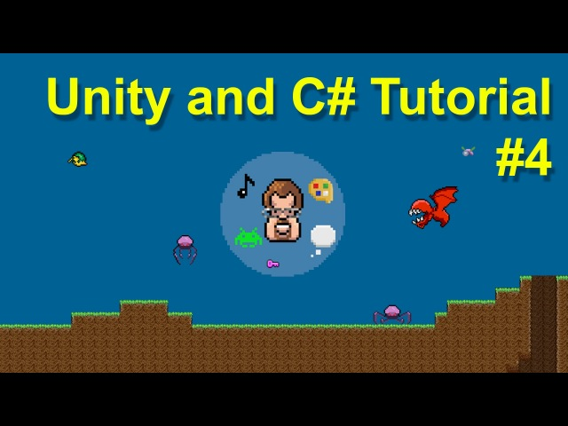 Unity and C Tutorial 4 - Finish Rock Paper Scissors Console