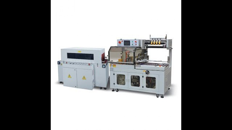 GB-300 automatic bandage Automatic Shrink Packaging Machine-side seal shrink wrap