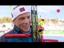 Johannes Høsflot Klæbo vant verdenscupen sammenlagt - Falun 2018