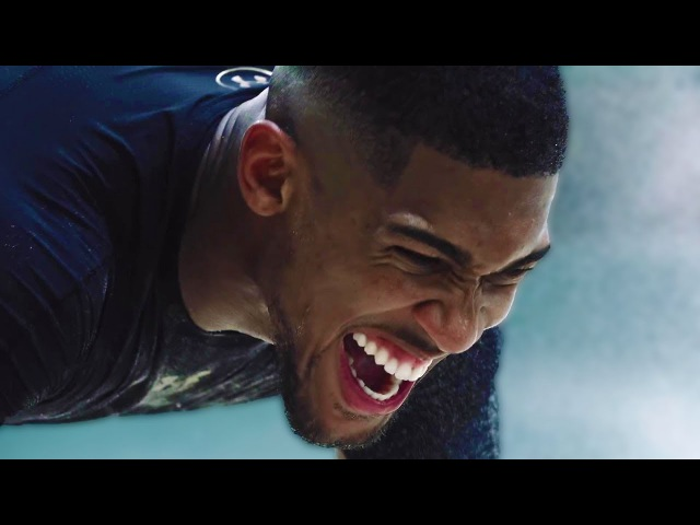 Anthony Joshua | Black Panther | Training Motivation