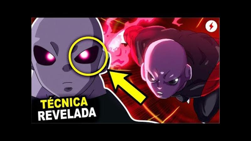 REVELADA A TÉCNICA SECRETA DO JIREN - TEORIA - DRAGON BALL SUPER | Espaço Nerd