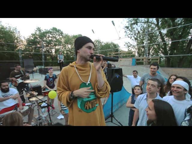 BACK IN TIME 2 FREESTYLE BY MC KAZAK