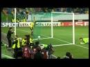 Europa L. 11-12 - 1/2 Ida - Sporting CP 2 Athletic Club 1
