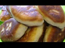 Очень нежные пирожки с картошкой и сосисками на кефире.