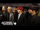 BTS On Their Charity Work Partnering With UNICEF   Access Hollywood