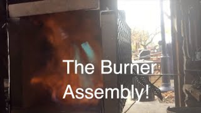 Propane Forge Redux! Part 2 - The Burner Assembly