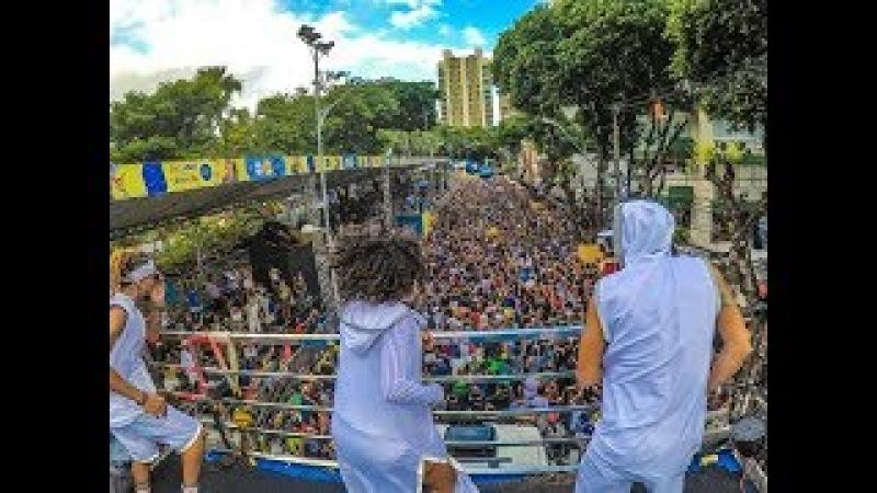 Igor Kannário faz a maior Pipoca gratuito do Carnaval de Salvador - SBT Brasil Nacional