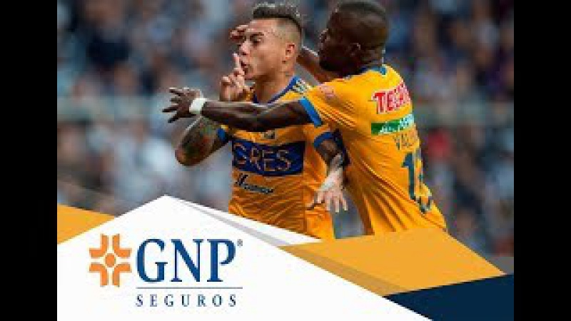 Resumen de Monterrey 1 - 2 Tigres | Final Apertura 2017 | Presentado por GNP Seguros