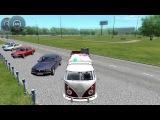 City Car Driving   Volkswagen Transporter 1