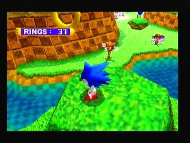 Sonic Jam (Sega Saturn)