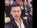 Артём Пёс Милевский поёт гимн Беларуси на «Минск Арене»