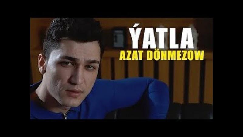 Azat Dönmezow Gel ýarym 2018 Zyýada filminden bölek