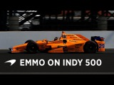 Emmo Fittipaldi  Double Indy Winner Talks Indy