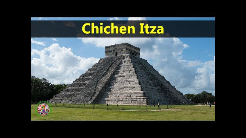 Best Tourist Attractions Places To Travel In Mexico | Chichen Itza Destination Spot