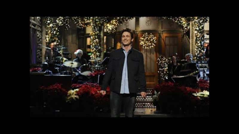 Saturday Night Live   James Franco on 'SNL': 3 Sketches You Have to See