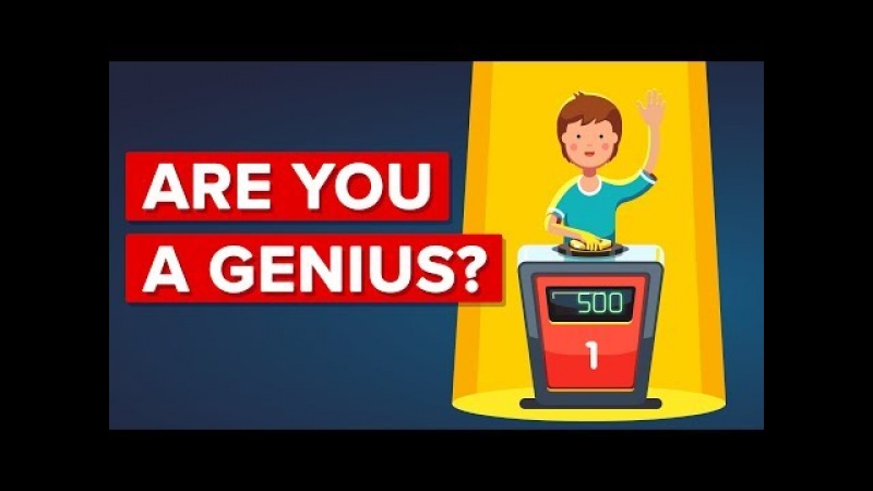 Do You Have the Traits of a Genius