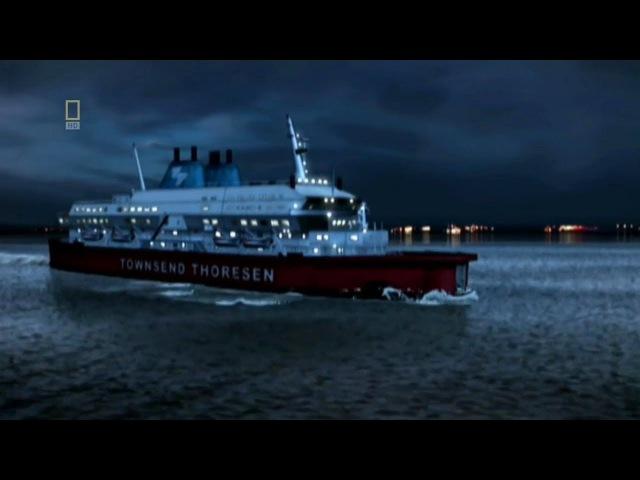 Крушение парома - Cамая страшная катастрофа Британии после Титаника