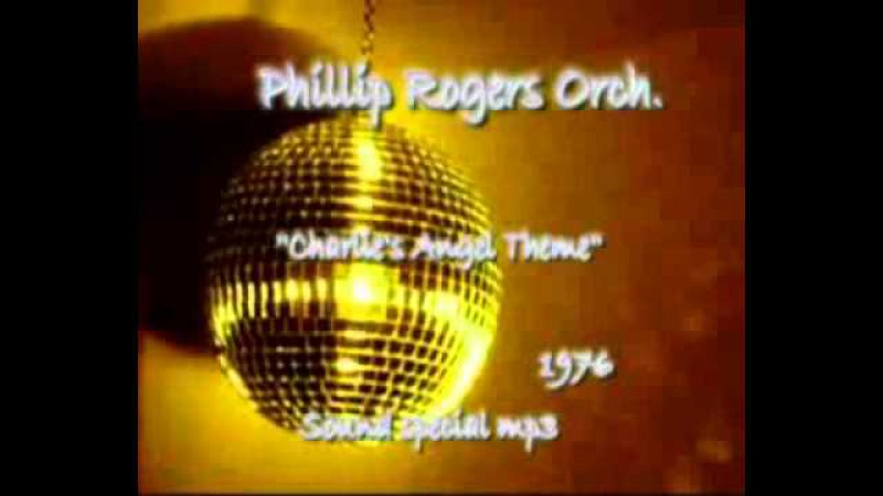 Phillip Rogers Feat. Oral Caress - Charlie's angels theme 1976 Disco version