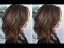 How to cut a Long Layered Bob Haircut Tutorial Step by Step - Nick Arrojo