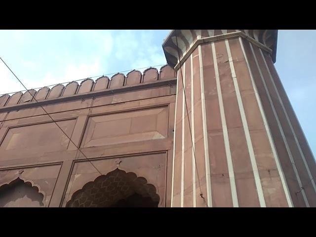 JAMA MASJID Masjid-i Jahān-Numā जामा मस्जिद , зама масзид дели ,ИНДИА || DELHI || INDIA __ TRAVEL