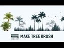Make Tree Brush Photoshop Photoshop Architecture