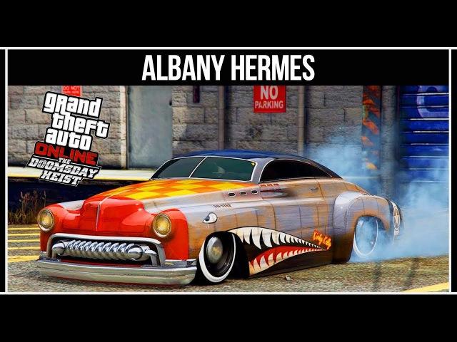 GTA Online: Albany Hermes - маслкар из прошлого
