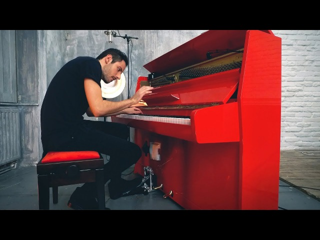Attention Charlie Puth Piano Cover Peter Bence
