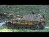 Jagdpanzer Elefant Tank Panzer RC Ferdinand