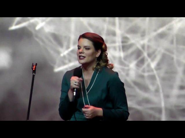 Вера Полозкова - Это старая пытка: я праздную эту пытку (24/11/17, Москва МДМ)