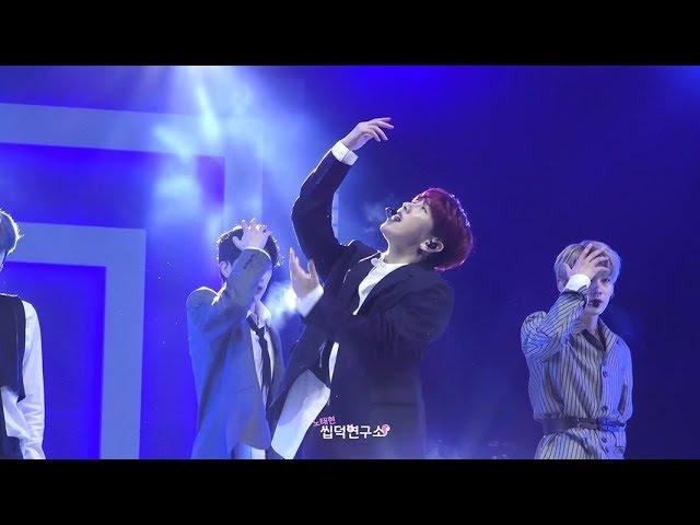 [4K직캠] 180317 평창동계패럴림픽 K-POP 콘서트 JBJ - 매일 (노태현 focus)