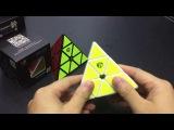 Magnetic Pyraminx Bell of QiYi X-man Design