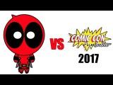 Deadpool vs Comic Con Palm Springs 2017