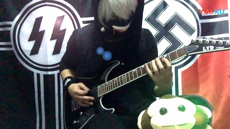 My guitar cover | Lamb of God————laid to rest guitar cover~