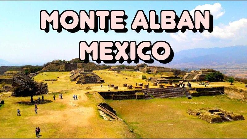 ОС 124 / Монте-Альбан - Древний Город Сопотеков, Оахака, Мексика / Monte Albán, Oaxaca, Mexico
