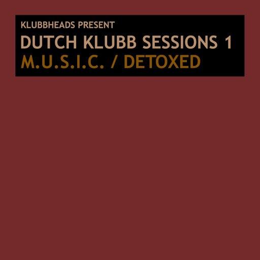 Klubbheads альбом Dutch Klubb Sessions 1