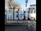 Паровозик на Московской