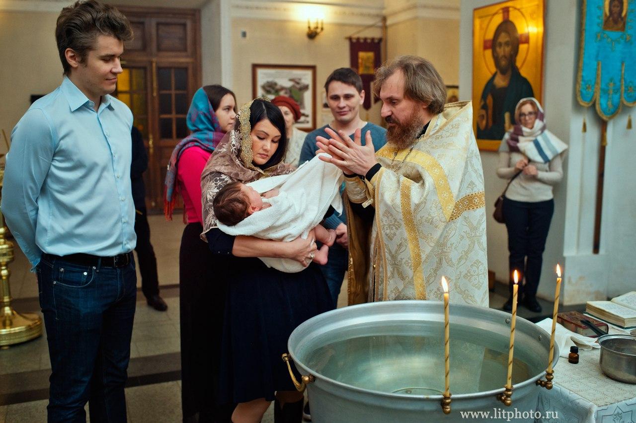 Как выбрать фотографа на крещение ребенка