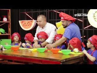 Детский кулинарный телепроект Кухонька. Выпуск 1