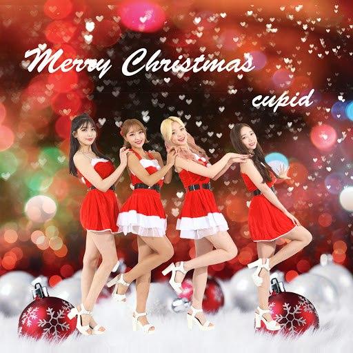 Cupid альбом Merry Christmas