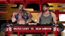 SBW Warrior Path Brutus Casey vs Dean Ambrose