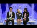 World Figure Skating Championships - Milano-2018 - Satoko Miyahara - SP - 21 march 2018