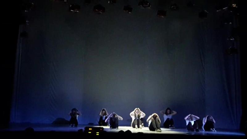 Трансофрмер Dance. Полная версия. Студия танца Шаг вперед. Хореограф: Дмитрий Девяткин.
