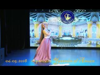 7 покровов - dance of salome - яна правдина