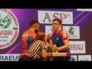 Золоев Таутиев чемпионат Европы 2018 финал первый поединок