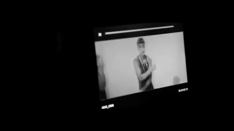 Lolly behind the scenes