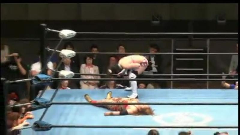 8 Aoi Kizuki c vs Hamuko Hoshi 12 31 15