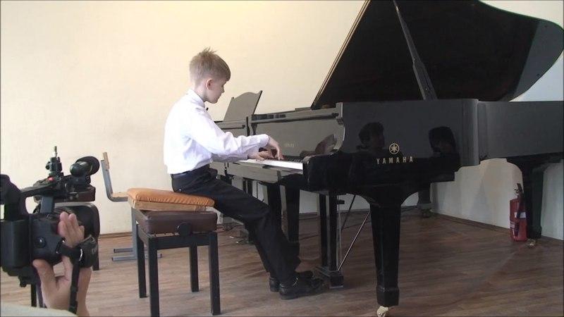 Романов Михаил - Ф Шопен. Ноктюрн № 2