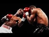 Terry Norris vs Sugar Ray Leonard - Highlights (Norris DOMINATES Leonard)