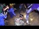 Слоненок провалился в яму в Таиланде