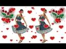 Прикольное, шуточное поздравление с праздником 8 марта для милых женщин! Видео открытка на 8 марта.